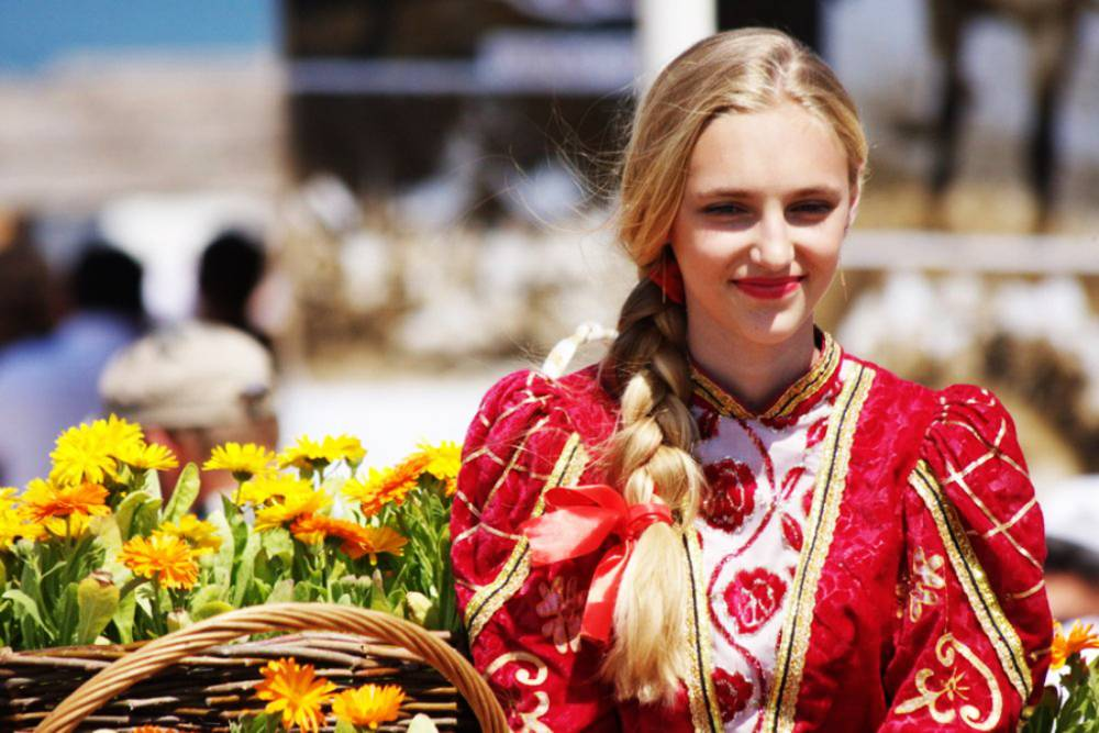Руски девушка фото 7 фотография