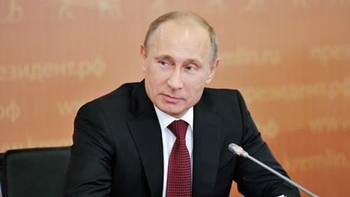 75% người Nga sẵn sàng bầu ông Putin làm tổng thống