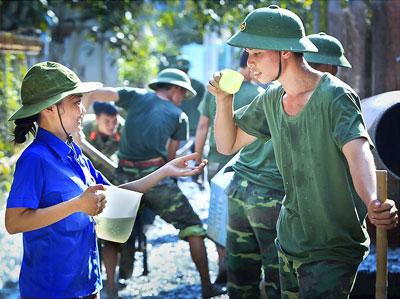 Ngày 22/12, ngắm những hình ảnh đẹp về quân đội nhân dân Việt Nam