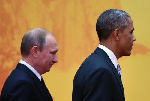 Cuộc gặp Putin-Obama: Khi Tổng thống Mỹ chọn đi giữa 2 làn đạn