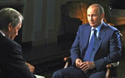 60 phút phỏng vấn: Ông Putin nói gì về nước Nga và tình hình Ukraine
