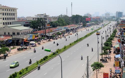 Đường Minh Khai Hà Nội ga Hà Nội Gồm 8 km Đường