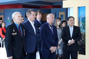 Lễ kỷ niệm 42 năm ngày giải phóng Miền Nam tại Vladivostok