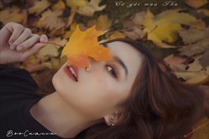 """Bộ ảnh số 1: Concept """"Cô gái mùa Thu"""" - Trần Việt Đức"""