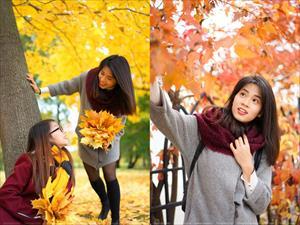 """Bộ ảnh số 3: """"Mùa thu trong mắt tôi"""" - Nguyễn Minh Nhật Hoa"""