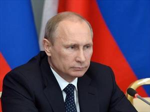 Nước cờ Syria lại ghi điểm cho Tổng thống Putin