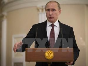 Tổng thống Putin hé lộ về lãnh đạo mới của nước Nga sau 2018