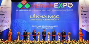 500 doanh nghiệp tham gia Vietnam Expo 2019