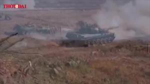 Video: Nga tập trận lớn nhất lịch sử, chiến sự diễn ra như thật