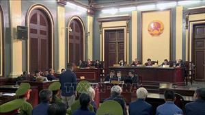 """Xét xử """"đại án"""" Ngân hàng Đông Á: Đề nghị tuyên phạt Vũ """"nhôm"""" 23 – 25 năm tù"""