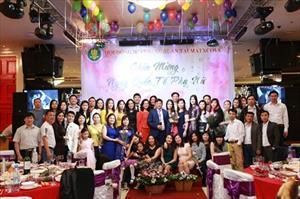 Tin ảnh: Lễ kỷ niệm ngày Quốc tế phụ nữ 8-3 của HĐH Nghệ An tại Mátxcơva