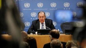Ngoại trưởng Nga: Mỹ đang thành lập một chính phủ khác tại Syria