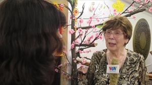 Đầu xuân trò chuyện với bà giáo Nga yêu Việt Nam về ký ức Việt Nam