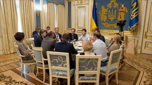 Tân Tổng thống Ukraine sẽ trưng cầu dân ý về tiến trình đàm phán với Nga
