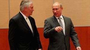 Mỹ bác đơn xin hợp tác lại với Nga của Exxon Mobil