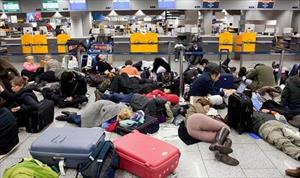 Moskva: Luật sửa đổi thắt chặt tiêu chuẩn về hành vi ứng xử ở sân bay