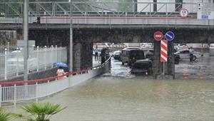 Nga: Bộ tình trạng khẩn cấp cảnh báo về thời tiết xấu
