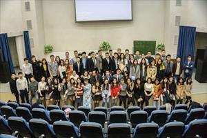 Đại hội đơn vị lưu học sinh Việt Nam tại Rudn năm học 2018-2019