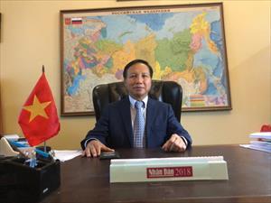 Đại sứ Ngô Đức Mạnh: Người Việt tại Nga cần tìm cách chuyển đổi phương thức làm ăn