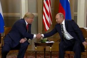 [Trực tiếp] Hội nghị Thượng đỉnh Nga-Mỹ: Hai nhà lãnh đạo kết thúc hội đàm kín