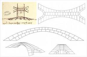 Sau 500 năm, MIT mới chứng minh được thiết kế cầu của Leonardo Da Vinci là cực kỳ hợp lý và thông minh