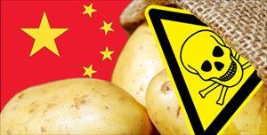 Chấn động: Rau quả Trung Quốc đầu độc hàng trăm trẻ em Nga
