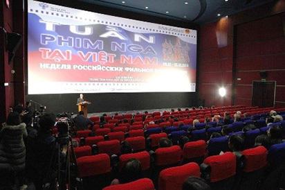7 phim mới trình chiếu tại Tuần phim Nga