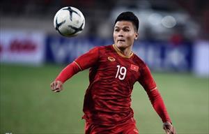 """HLV Park Hang Seo: """"Lựa chọn Quang Hải làm đội trưởng U22 Việt Nam là điều hợp lý"""""""