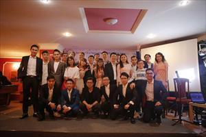 Đoàn LHS Bauman tổ chức gặp mặt chào năm mới 2018