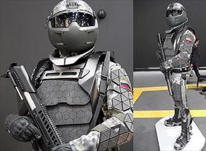 """Hé lộ mới về quân phục """"Người lính tương lai"""" của Nga"""