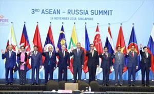 Nga đang vươn xa ở châu Á – Thái Bình Dương
