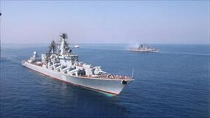 Bộ trưởng Quốc phòng Nga bất ngờ tới Crimea