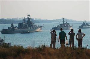 Nga tập trận ở Biển Đen