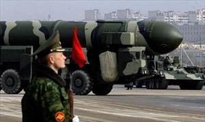 Tổng thống Putin chấp thuận chính sách an ninh hạt nhân mới của Nga