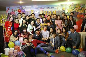 Ấm áp buổi đón Tết cổ truyền 2019 của du học sinh Việt Nam tại RUDN