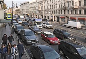 Những con phố nước Nga thay đổi ra sao sau một thế kỷ