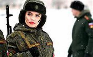 Vì sao phụ nữ Nga thích gia nhập quân đội?