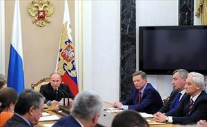Chống tham nhũng kiểu Putin: