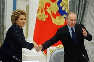 Điện Kremlin bất ngờ tiết lộ người phụ nữ có thể kế nhiệm Putin