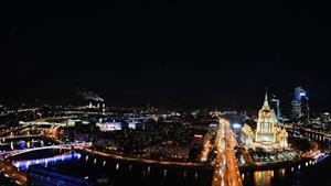 Tin video: Khoảnh khắc đẹp nhất của những tòa nhà nổi tiếng thành phố trước và sau khi tắt đèn chiếu sáng