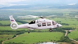 Phó Thủ tướng Nga công bố video trực thăng Ka-62 cất cánh