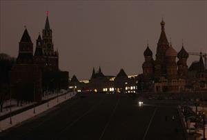 """Moskva: 1600 tòa nhà sẽ tắt thiết bị chiếu sáng hưởng ứng """"Giờ trái đất"""""""