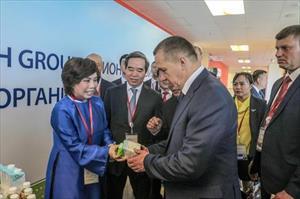 Lần đầu tiên Việt Nam có sữa tươi Organic đoạt giải cao tại quốc tế