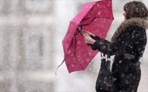 """Moskva: Cảnh báo cấp độ thời tiết """"màu vàng"""""""