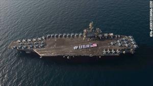 Điều gì xảy ra nếu tàu sân bay Mỹ chở 4.000 binh sĩ bị đánh chìm?