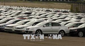 Gia tăng nguy cơ Mỹ áp thuế bổ sung đối với ô tô nhập khẩu từ châu Âu