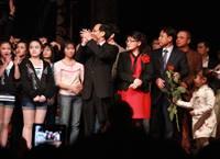 Nga: Tưng bừng Hội diễn văn nghệ mừng Đảng, mừng Xuân 2012 (tin ảnh)