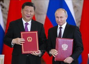 Kinh tế - điểm yếu nhất trong mối quan hệ Nga-Trung
