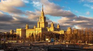 Trường đại học đẹp nhất nước Nga lung linh như tòa lâu đài trong cổ tích