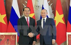 Toàn cảnh chuyến thăm Nga và Belarus của Chủ tịch nước